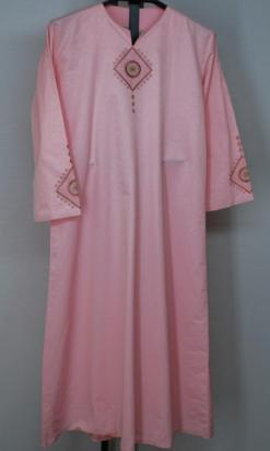Girls Embroidered Thobe  ch467