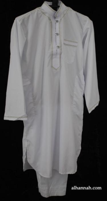 Boys Embroidered Premium Salwar Kameez Set  ch485