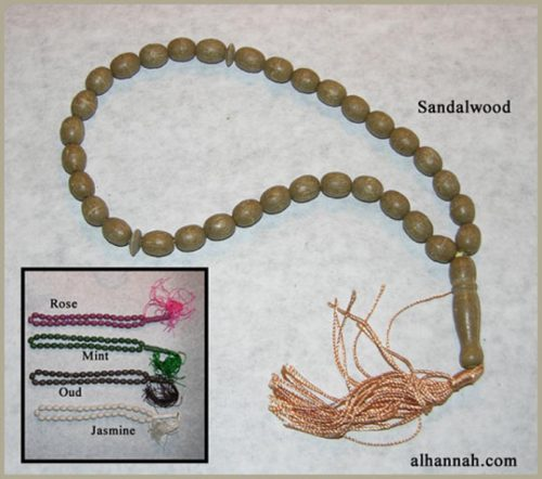 Scented Incense Prayer Beads gi380