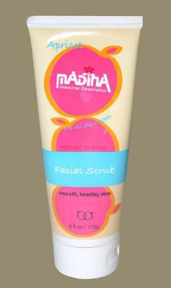 Halal Apricot Facial Scrub gi400
