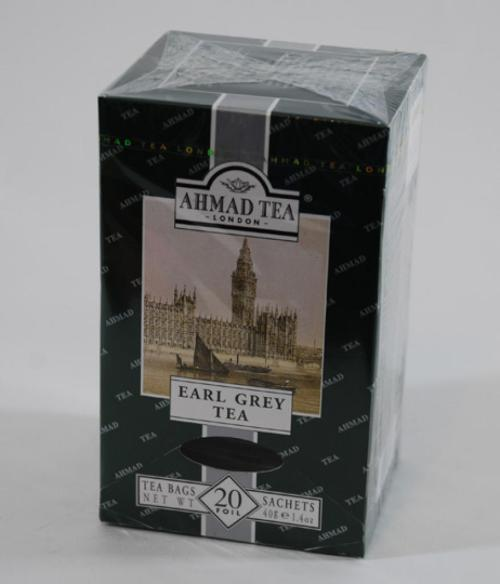 Ahmad Tea Earl Grey Tea gi432