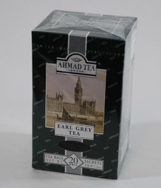 Ahmad Tea Earl Grey Tea gi432