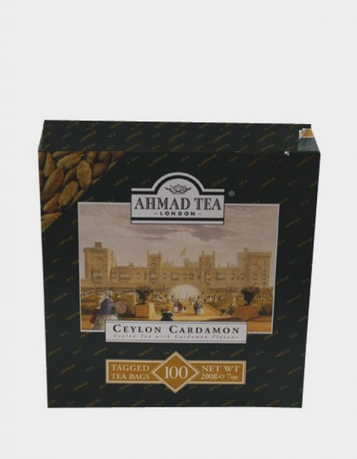 Ahmad Tea Ceylon Cardamon Tea  gi433