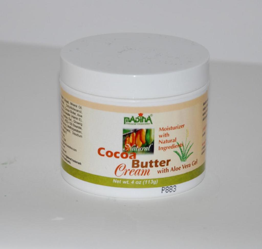 cocoa butter cream with aloe vera gi532. Black Bedroom Furniture Sets. Home Design Ideas