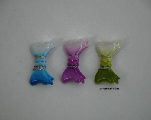 Multicolor Hijab Pins gi651