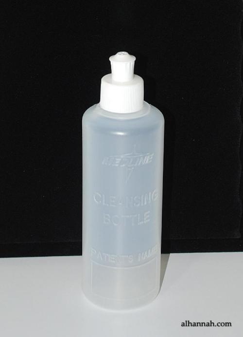 Plastic Cleansing Bottle - Hand-Bidet gi681