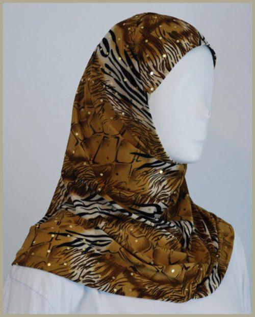 Al Amira 2 Piece Religious Veil hi1445