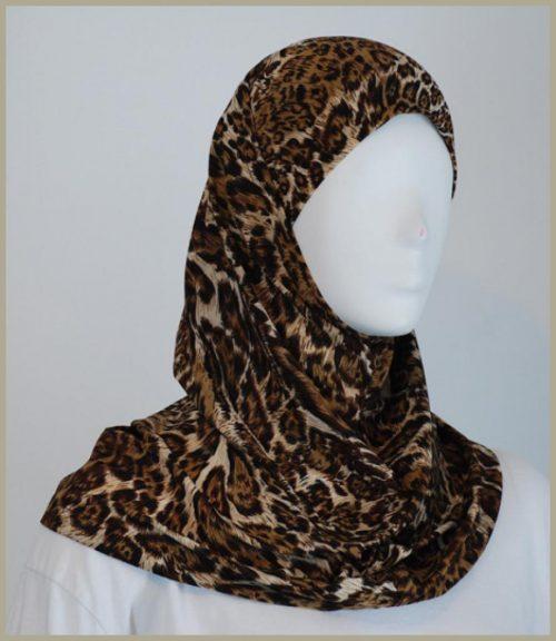 Al Amira 2 Piece Religious Veil hi1455