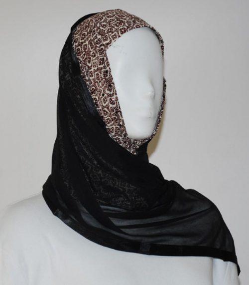 Kuwaiti Style Shayla Wrap hi1517