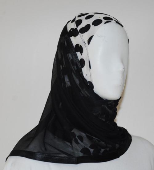 Kuwaiti Style Shayla Wrap  hi1534