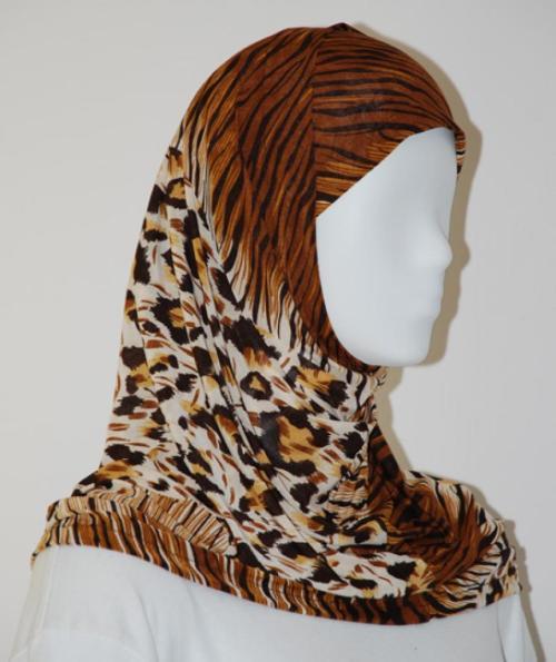 Lycra Al Amirah Hijab hi1574