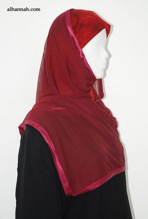 Kuwaiti Style Shayla Wrap  hi1869