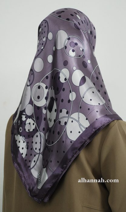 Turkish Printed Hijab hi2011