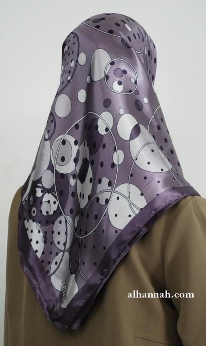 Turkish Printed Hijab hi2011