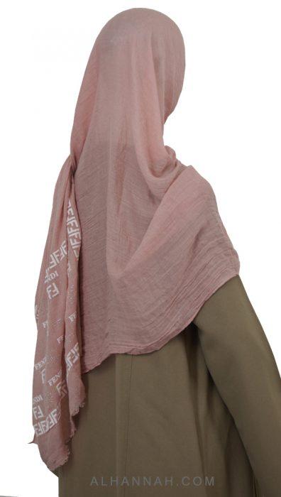 Oversized Muslim Wrap hi2070