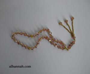 Premium Prismatic Cut-Crystal Prayer Beads ii961