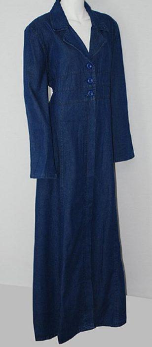 Jilbab - Jordanian Style Denim ji644