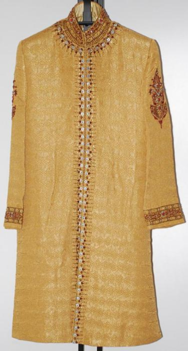 Mens Deluxe Sherwani Suit Jacket   me528
