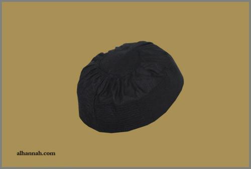 Kufi-Mens Solid Color Cotton me662