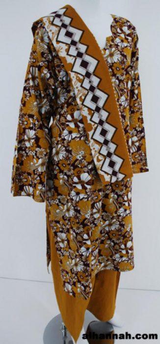 Bold Floral Print 100% Cotton Salwar Kameez sk1168