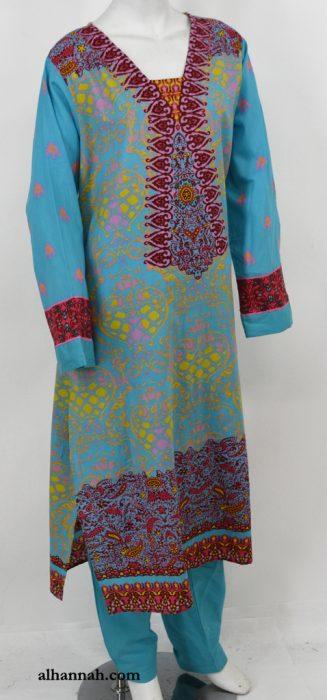 Majidah Salwar Kameez - Premium Cotton sk1223