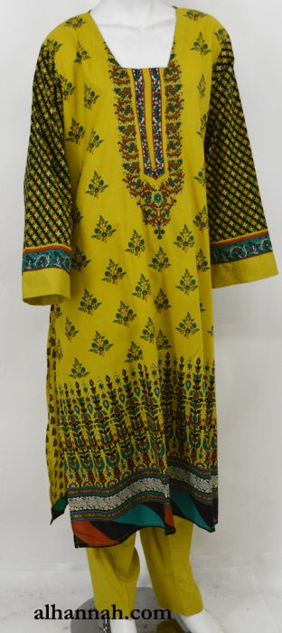 Rabiah Salwar Kameez - Premium Cotton sk1225