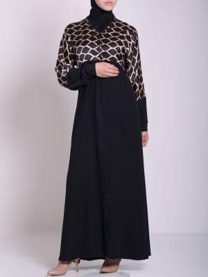 Arabian Khalije Abaya ab637 (4)