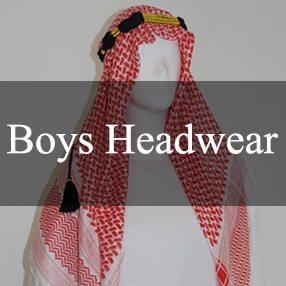 Boys Headwear
