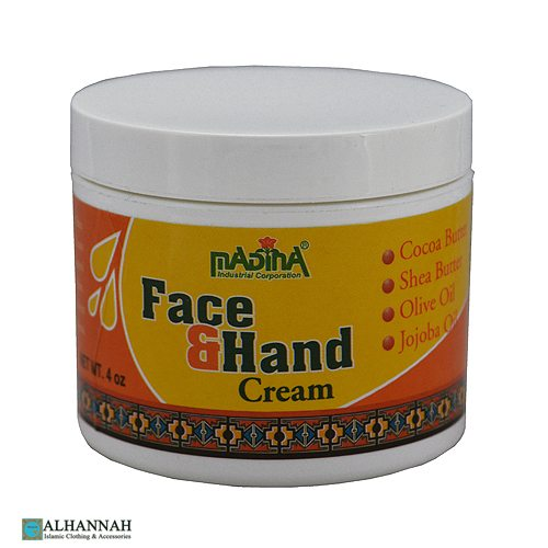 Face & Hand Cream