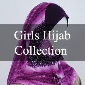 Girls Hijab Collection