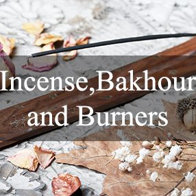 Incense, Bakhour and Oil Burners