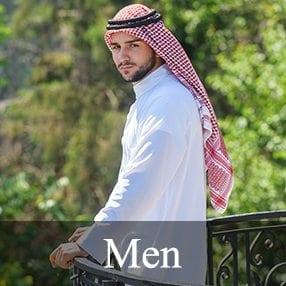 Ropa islámica para hombres
