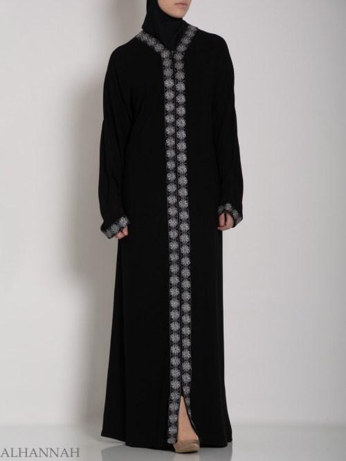 Najood Abaya - Khalije Style ab654 (4)