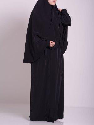 Ropa de hajj de tres piezas para mujer ps309 (9)