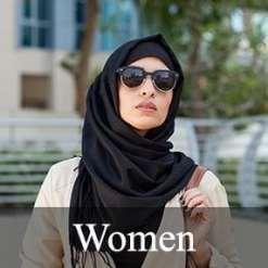 Ropa islámica para mujeres
