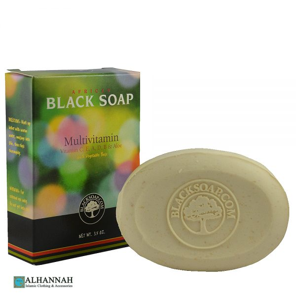 African Black Soap Multivitamin