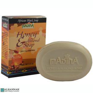 Honey & Almond Halal Soap