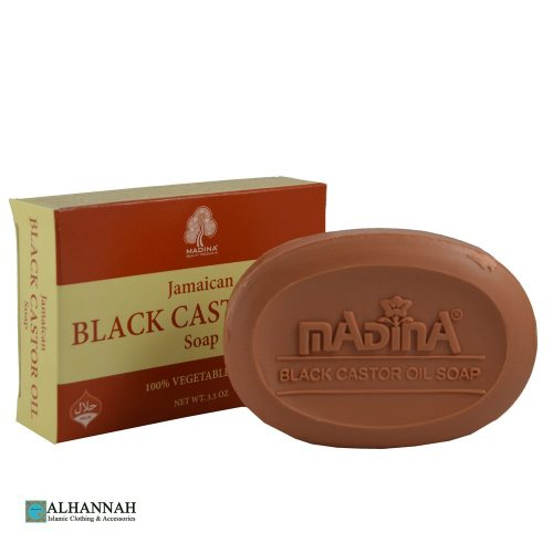 Jamaican Black Caster Oil Soap