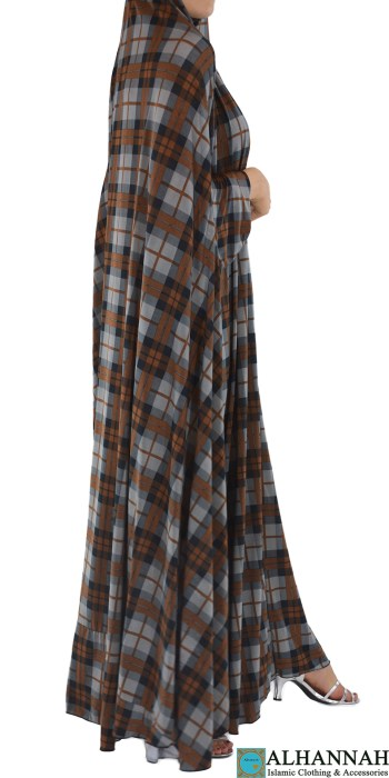 Brown Plaid PO (2)