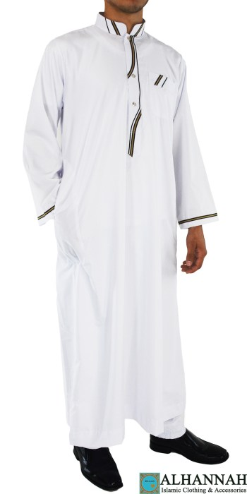 Mens-White-Thove-with-Embroidery-and-Button-up-front-2 (1)