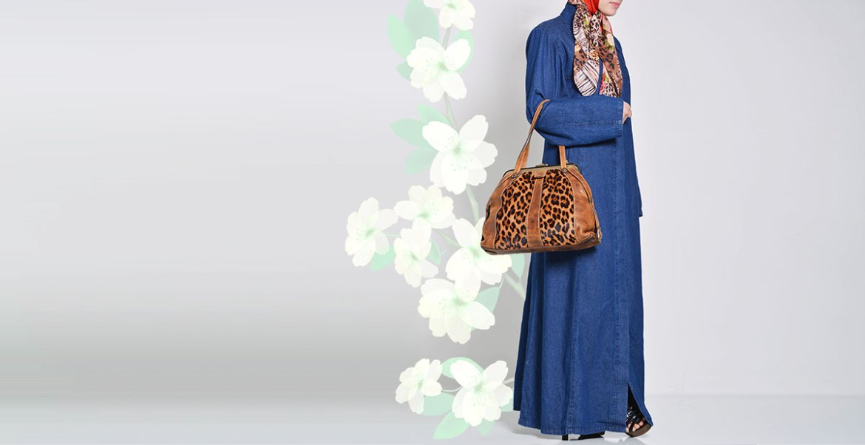 Alhannah modesto musulmán islámico ropa primavera