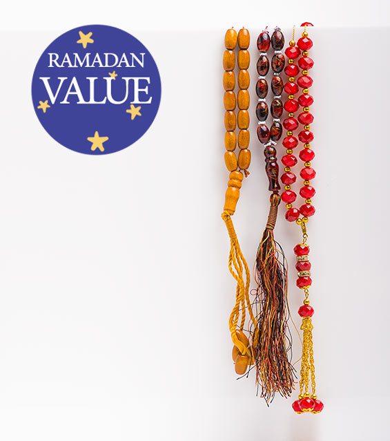 Ramadan Special Dhikr Beads 50 Percent Value