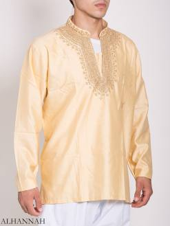 Pakistani Embroidered Kurta me779 (1)