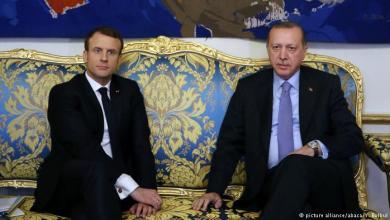 Photo of بعد زيارتهما لتونس، أردوغان يطمأن ماكرون: لا أطماع لنا بأراضي الغير