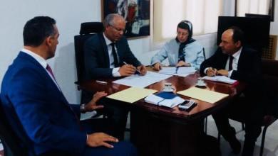 Photo of وزير الصحة عماد الحمامي يسهر على متابعة نشاط البعثة الصحية للحج