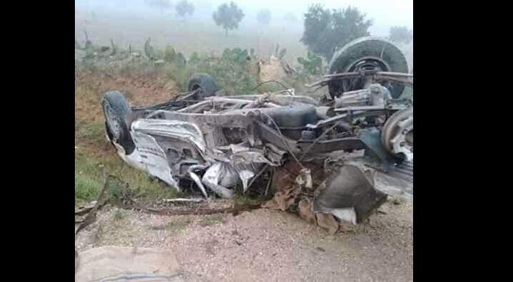 صفاقس: حادث مرور يخلف 9 جرحى عاملات في القطاع الفلاحي