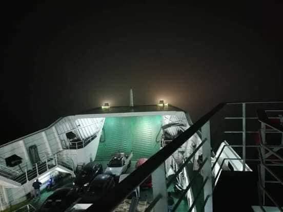 آخر التطورات بخصوص الباخرة العالقة عرض البحر بين قرقنة وصفاقس