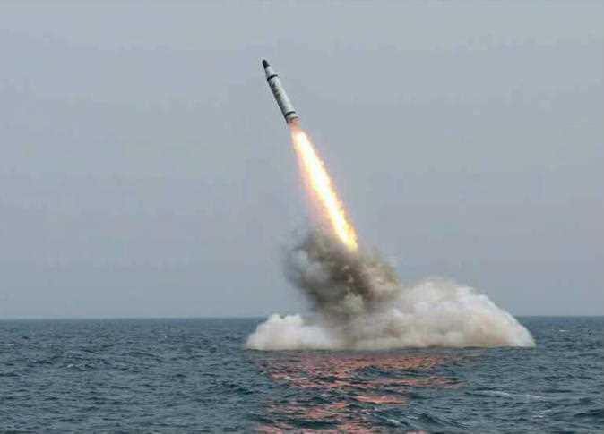 غواضة مصرية تنجح في إطلاق صاروخ مضاد للسفن يصل مداه إلى أكثر من 130 كم
