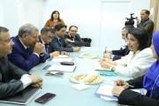 بعث مشروع مشترك للتنمية الريفية المندمجة على مستوى الحدود التونسية الجزائرية