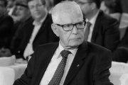 وفاة الوزير الأول السابق الهادي البكوش